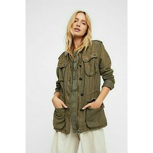 Free People Not your Brother Surplus Jacket